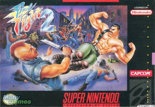 Final Fight 2 SNES